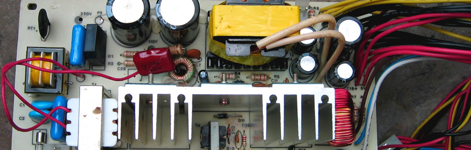 Service Hardware: Service Power Supply Komputer